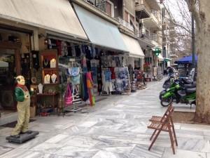 Commerces à Akropolis .  (Crédit Photo : Dieretou)