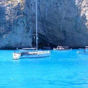 Zakinthos Island.